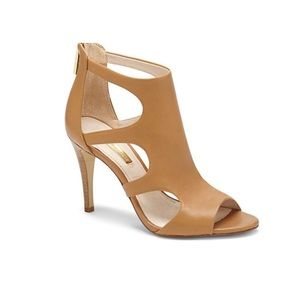 Louise et Cie Camel Lo-winnie High Heel Sandal